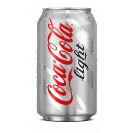 Coca Cola 33 cl Light Lata