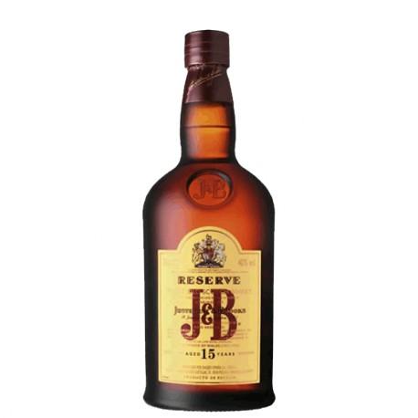 Whisky JB 15 años 70 cl