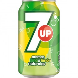 SEVEN UP 33 cl lata