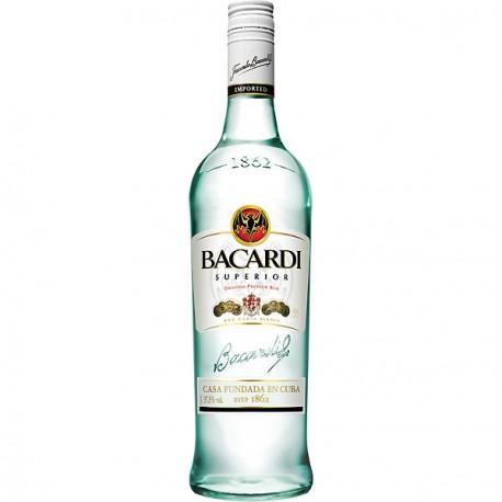 Ron Bacardi 1 litro