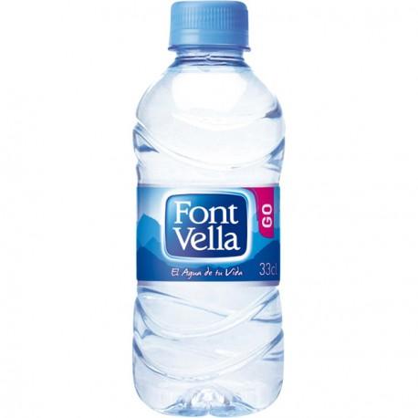 Agua Fontvella 33 cl