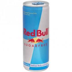 RED BULL sugar free 24 cl lata