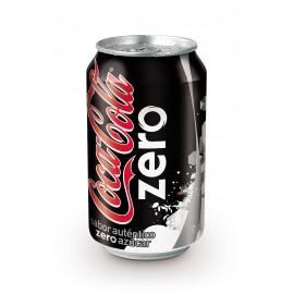 Coca Cola Zero  33 cl  Lata