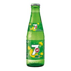 Seven up  20 cl no retornable