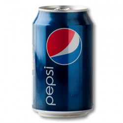 Pepsicola lata 33 cl.