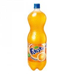 Fanta Naranja 2 litros pack 6und