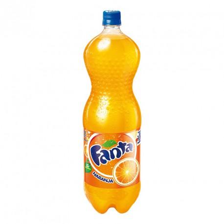 Fanta Naranja 20 cl no retornable