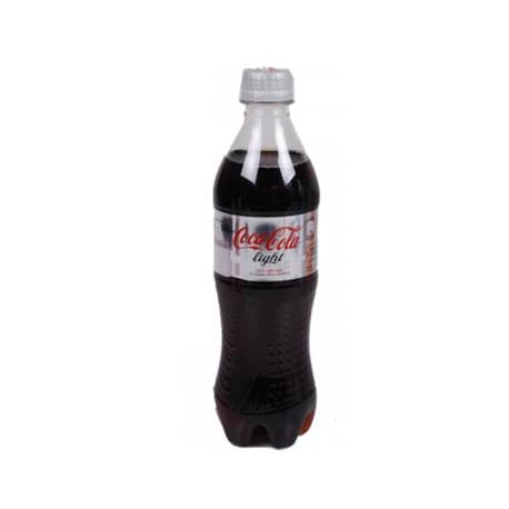 Coca Cola light 500ml botella de plastico