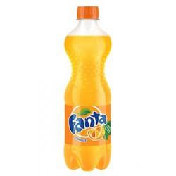 Fanta naranja  500ml botella de plastico