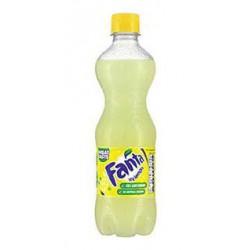 Fanta limón 500ml botella de plastico