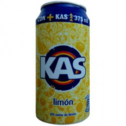 Kas Limón lata 33 cl