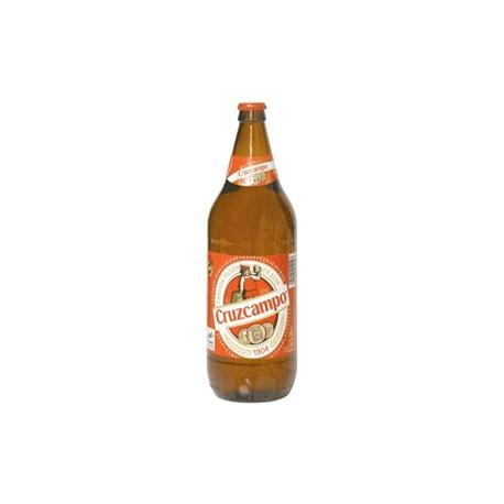 Cerveza Cruzcampo 1,1 litro